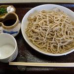 今泉 寿々木 - 料理写真:せいろ(600円)_2010-02-07