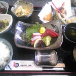 まつり - 料理写真:まつり定食1000円