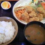 3179187 - 一口ヒレかつランチ定食。ご飯食べ放題(^^♪