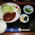 個室割烹日本海 - 日替り定食(\850)