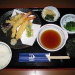 個室割烹日本海 - 天婦羅定食(\900)
