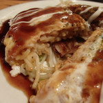 よっくん家 - 中華麺とキャベツ