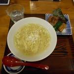 SOUL麺 - SOUL 鶏塩麺 ¥810