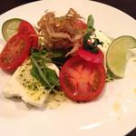 彩食堂 - トマトとクリームチーズ