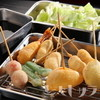串カツバル 陣 - 料理写真:おいし~い 串カツ