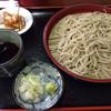 もみの木庵 - 料理写真:白そば
