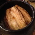 角壱 - 穴子の土鍋炊き込みご飯