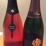 角壱 - CAVA Rouge & Blanc