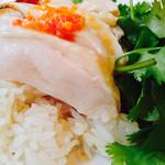 松記鶏飯 -