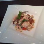 シトラス - 三国産 真鯛のポアレ 軽いバターソース(1,680円)