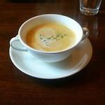 ダルジャン - かぼちゃのスープ