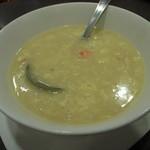 318887 - 蟹肉入りコーンスープ