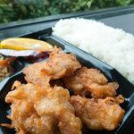 お弁当 どんどん - 料理写真:から揚げ弁当