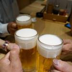 焼き鳥 きんざん - 2014.10カリアンナイト5軒目