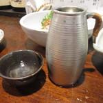 きはるの胡麻鯖や - 日本酒もすすむわ~