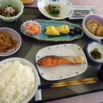 31804391 - 朝ご飯。宿泊代に+1000円