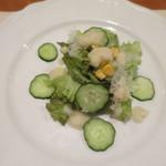 31804610 - 有機野菜のサラダ