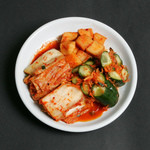 大使館 - 韓国の唐辛子で作ったオモニのキムチ