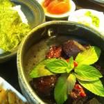31807309 - スペアリブとナツメと杜仲の蜂蜜煮
