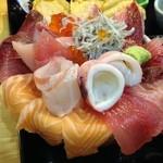 ゆげしま - 海鮮丼