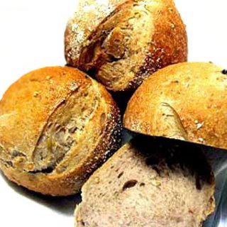 「自家製縄文パン」ドンクリ粉や雑穀など入った味わいパン