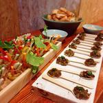 カフェ モナカ - 2014.10.19.Party Food