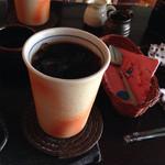 白栄堂 - アイスコーヒー