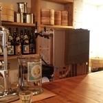 よるべ - ビールとソーダのサーバー
