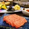 焼肉 丸牛 - 料理写真:カルビの王様 三角バラ