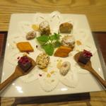 リストランテソットラルコ - 小菓子