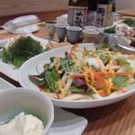 がじゅまる - 宴会料理(例)