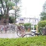 大阪医科大学付属病院 喫茶軽食 - 窓からは阪急高槻市駅が見えます☆♪