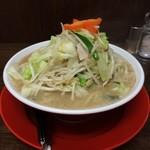 竹ちゃんタンメン - 竹ちゃんタンメン(780円)