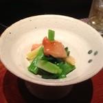 角壱 - 赤貝の沼田和え