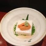 角壱 - 長芋羮の生うに