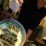 角壱 - 鮎の炊き込みご飯