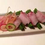 角壱 - 甘鯛のお刺身