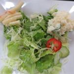 キッチン農家 - サラダ
