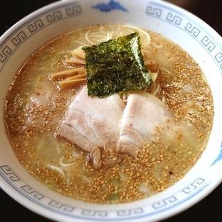 佐藤中華そば楼 by ねぎぼうず - みそ(並) かなり酸味が効いたスープ!(*_*) 最後までさっぱりいただけます♪