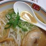 餃子の王将 - 王将ラーメン<ジャストサイズ>(378円)スープ