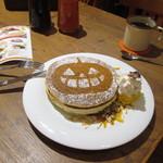 コアパンケーキハウス - パンプキンパンケーキ