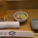 おたる鮨玄 - ビール