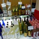 丹山酒造 - 京都のお酒が色々と揃っていました。