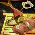 活魚廻転寿司 にぎり長次郎 -