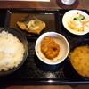 古民家居酒屋 しゅんさい - 料理写真:日替わり定食 540円(2014.10月)