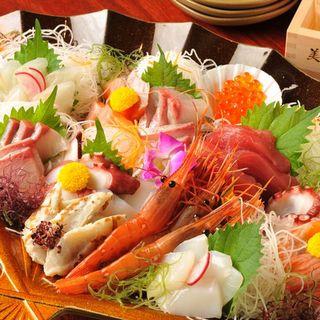 全国漁港から直送!!朝獲れ鮮魚