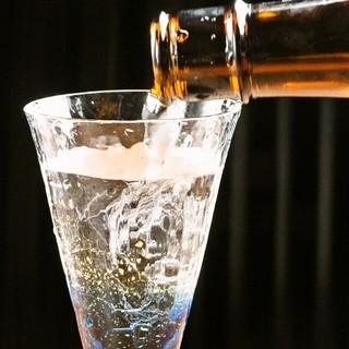 【厳選】日本酒!20種ほどの銘柄酒をご用意!