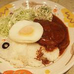 31841959 - クマノミロコモコ(税抜770円)