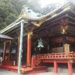 日本平パークセンター  - 久能山東照宮社殿