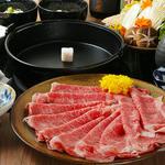 すきやきしゃぶしゃぶ 神戸牛石田 - 料理写真: